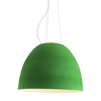 Artemide Nur Acoustic LED Sospensione, grün