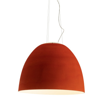 Artemide Nur Acoustic LED Sospensione, rot