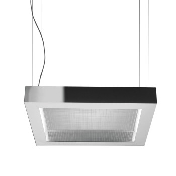 Artemide Altrove 600 LED Suspension, direktes und indirektes Licht