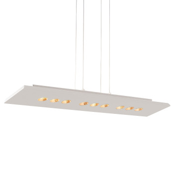 Icone Confort 10SR, blanc, feuille d'or