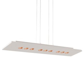 Icone Confort 10SR, blanc, feuille de cuivre