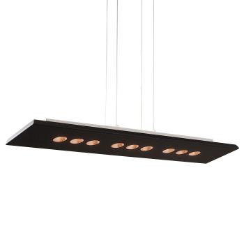 Icone Confort 10SR, noir, feuille de cuivre