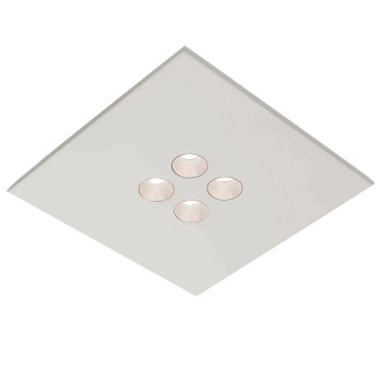 Icone Confort 4Q, blanc, blanc perle