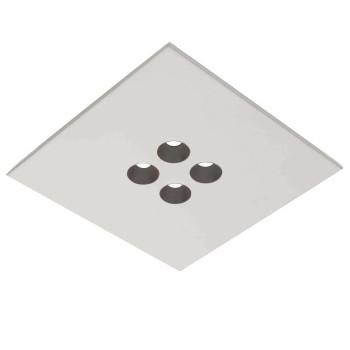 Icone Confort 4Q, blanc, anthracite
