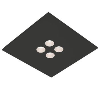 Icone Confort 4Q, noir, blanc perle