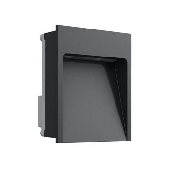 Flos My Way 110x100, schwarz, 2700K