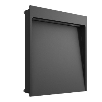 Flos My Way 210x200, schwarz, 2700K