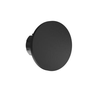 Flos Camouflage 140 LED, schwarz, 2700K