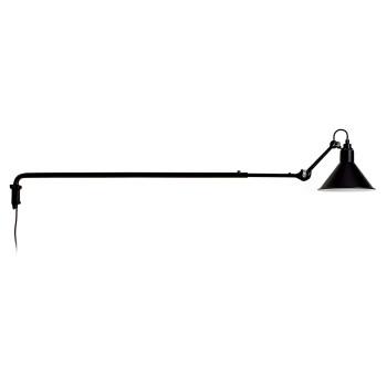 DCW Lampe Gras No 213, Schirm schwarz