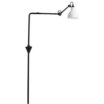 DCW Lampe Gras No 216, Schirm weiß