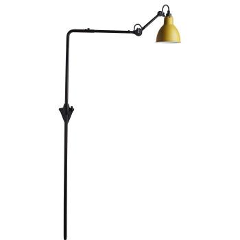 DCW Lampe Gras No 216, Schirm gelb