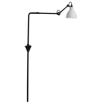 DCW Lampe Gras No 216, Schirm Glas matt
