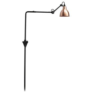 DCW Lampe Gras No 216, Schirm Kupfer