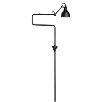 DCW Lampe Gras No 217, Schirm schwarz