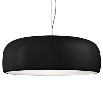 Flos Smithfield S LED, schwarz