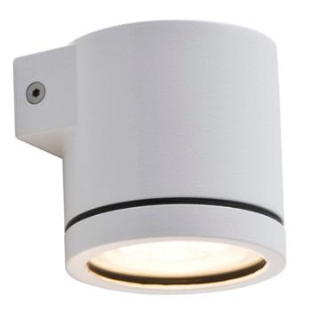 Wever & Ducré Tube 1.0 LED Wandleuchte, weiß