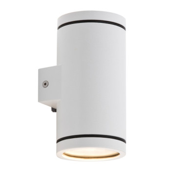 Wever & Ducré Tube 2.0 LED Wandleuchte, weiß