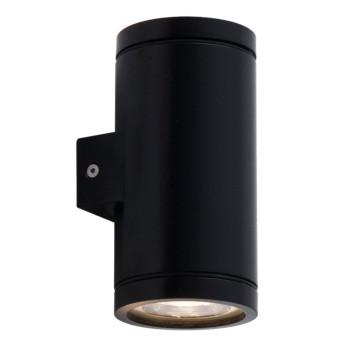 Wever & Ducré Tube 2.0 LED Wandleuchte, schwarz
