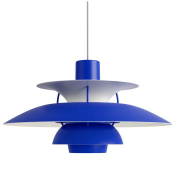 Louis Poulsen PH 5, Monochrome Blue (blau)