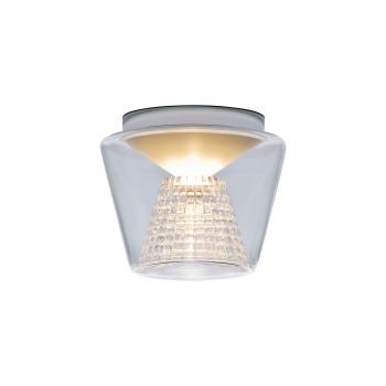Serien Lighting Annex Ceiling S, Schirm klar / Reflektor Kristallglas geschliffen