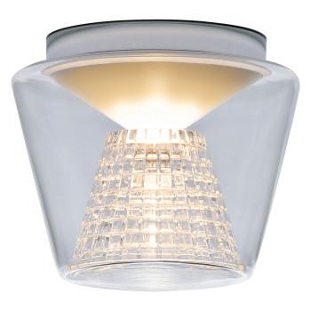 Serien Lighting Annex Ceiling L, Schirm klar / Reflektor Kristallglas geschliffen