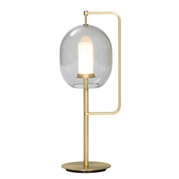 ClassiCon Lantern Light Tischleuchte, Messing
