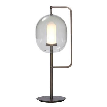 ClassiCon Lantern Light Tischleuchte, Messing brüniert