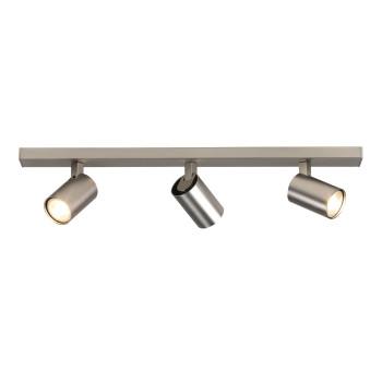 Astro Ascoli 3 Bar plafonnier, nickel mat