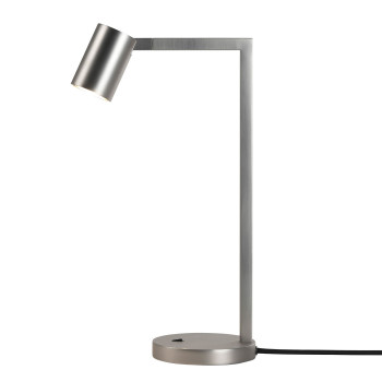 Astro Ascoli lampe de table, nickel mat