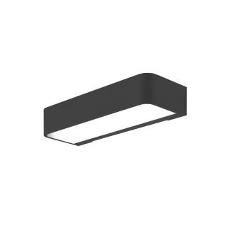 Rotaliana Frame W2 LED, 3000K, schwarz satiniert