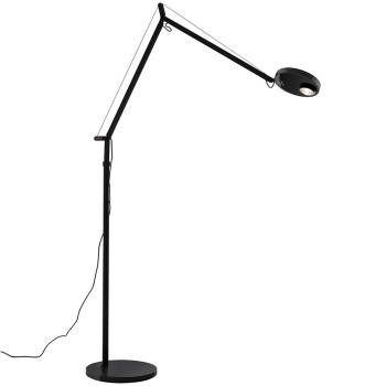 Artemide Demetra Professional Lettura LED, schwarz matt