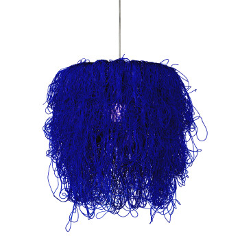 Arturo Alvarez Caos CA04AG-LD Pendelleuchte, blau