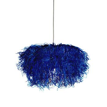 Arturo Alvarez Caos CA04B-LD Pendelleuchte, blau