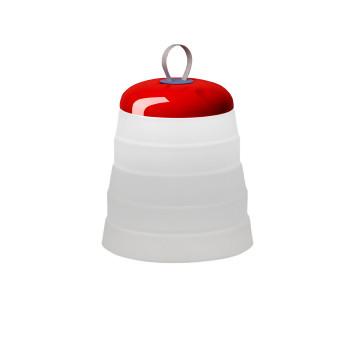 Foscarini Cri Cri LED, rouge