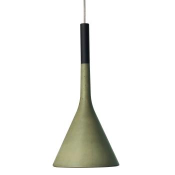 Foscarini Aplomb Outdoor Sospensione LED, grün