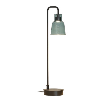 Bover Drip M/50, Glas grün / klar, mit Dimmer