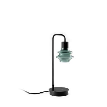 Bover Drop M/35, Glas grün / klar, mit Dimmer