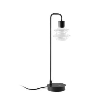 Bover Drop M/50, Glas weiß / klar, mit Dimmer
