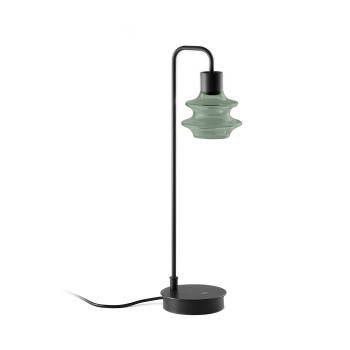 Bover Drop M/50, Glas grün / klar, mit Dimmer