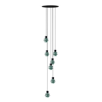 Bover Drop S/07L, Glas grün / klar