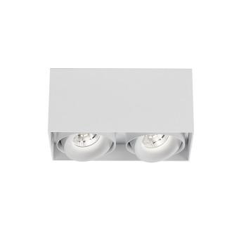 Delta Light Minigrid On Si 250 Box 33° Plafonnier, noir à l'extérieur / noir à l'intérieur