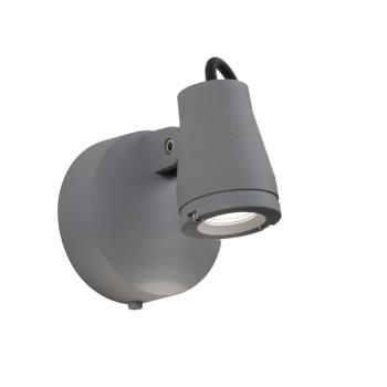 Delta Light Kix M Strahler, Aluminium grau