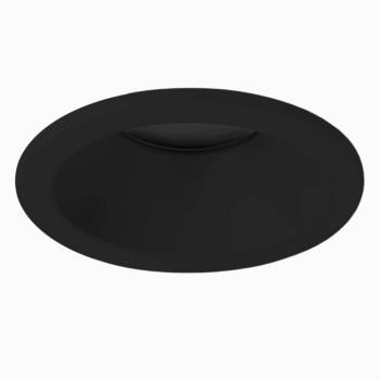 Astro Minima Round Fixed GU10 Deckeneinbauleuchte, matt schwarz