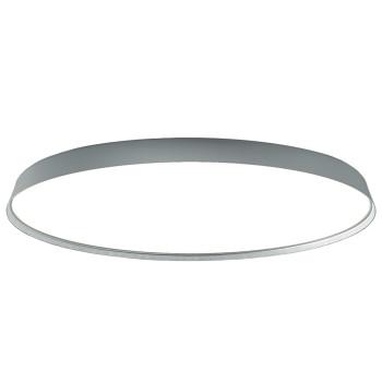 Luceplan Compendium Plate Parete/Soffitto LED, Aluminium