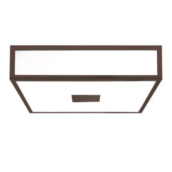 Astro Mashiko 300 Square LED Deckenleuchte, bronze