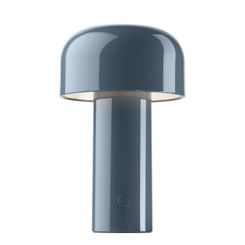 Flos Bellhop Battery LED, graublau