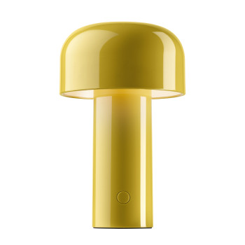 Flos Bellhop Battery LED, gelb