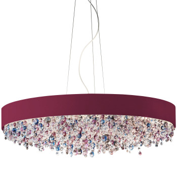 Masiero Ola S6 90, rouge oxyde, couleurs froides