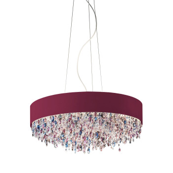 Masiero Ola S6 60, rouge oxyde, couleurs froides