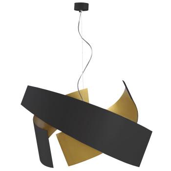 Marchetti Ella S65, noir / peint en doré